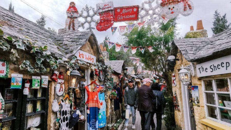 Read more about the article คริสต์มาสนี้ที่ ยูฟุอิน (Yufuin) เมืองในหุบเขาเวทมนตร์