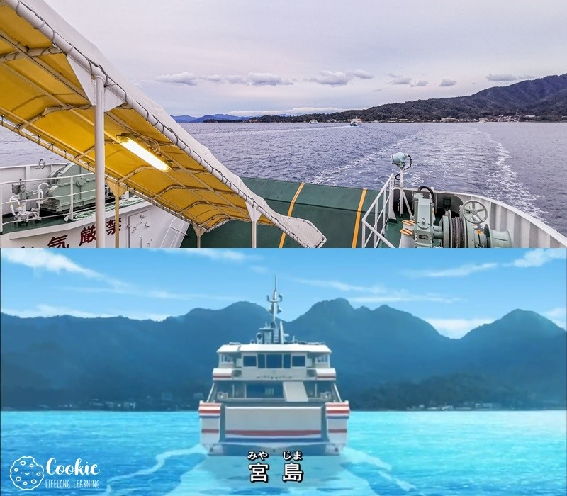 รีวิวเที่ยวญี่ปุ่น เกาะมิยาจิม่า (Miyajima)