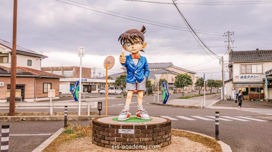 20210606_รีวิวเที่ยวญี่ปุ่น_เมืองโคนัน (Conan Town)-39
