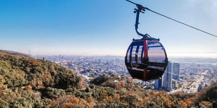 Read more about the article คริสต์มาสนี้ที่โกเบ (Kobe) เมืองทางผ่านที่ตกหลุมรัก